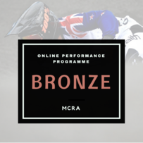 ONLINE PERFORMANCE PROGRAMME | BRONZE