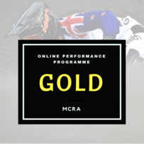 ONLINE PERFORMANCE PROGRAMME | GOLD